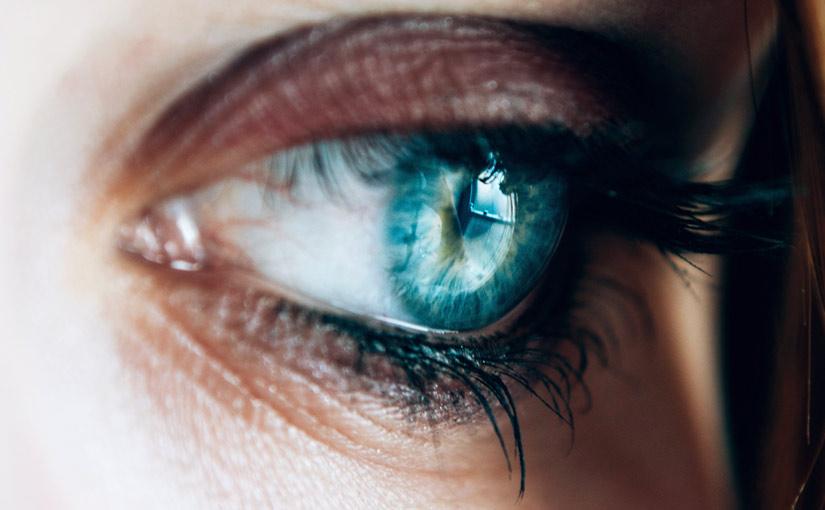 eye by